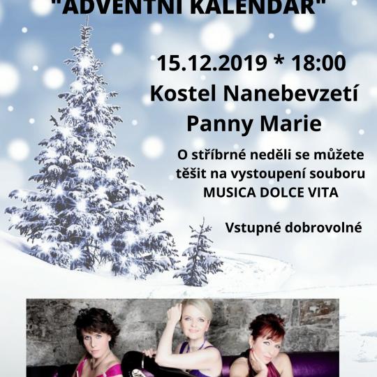 Adventní kalendář 1